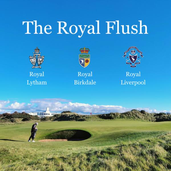 The Royal Flush (Comb)